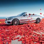 Mercedes Halm Cabrio neu Gehrden