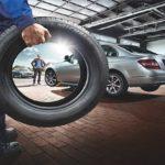 Reifenwechselaktion 2016 Mercedes Halm 2016 Gehrden