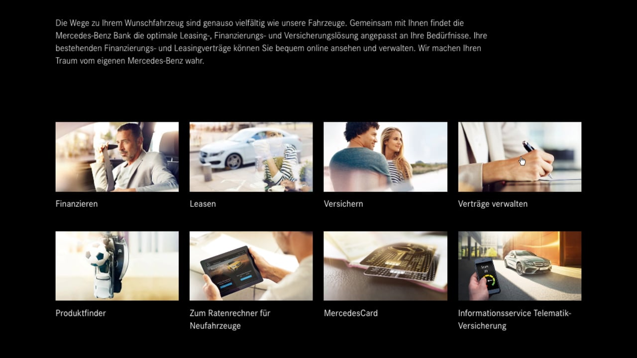 Mercedes Halm erklärt Connect me