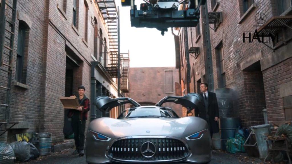 Mercedes Halm Supersportwagen