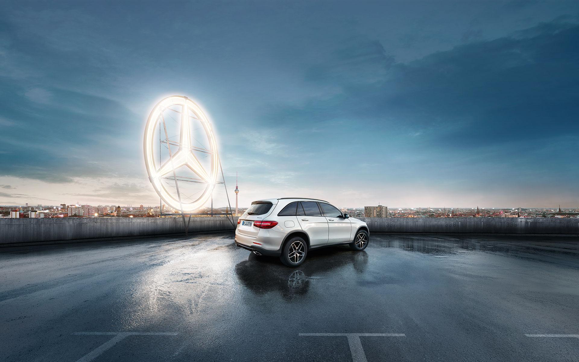 Mercedes Halm GLC Junge Sterne