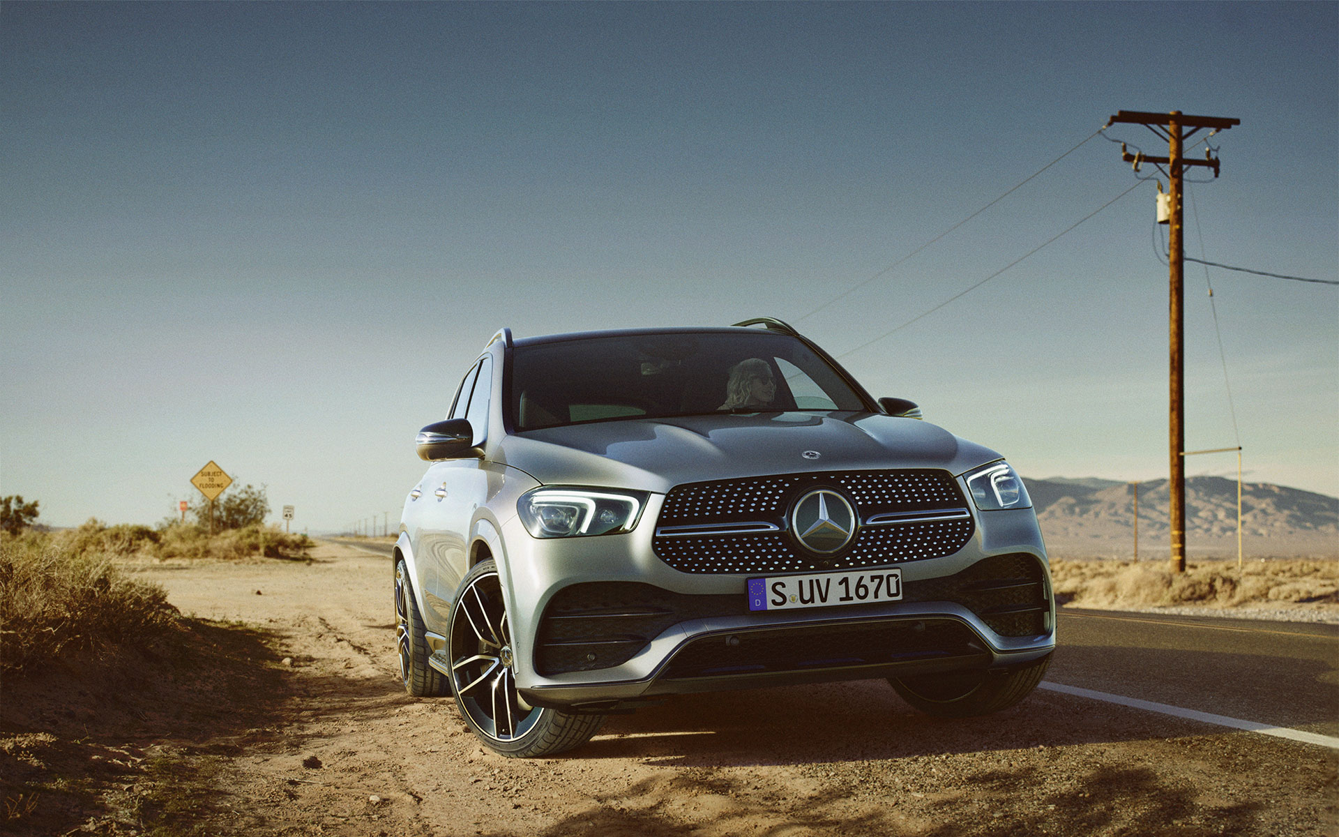 Mercedes Halm GLC