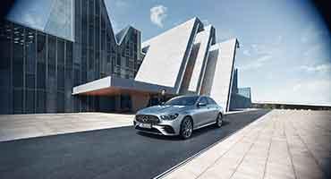Die neue E-Klasse Neuwagen Mercedes Halm Gehrden