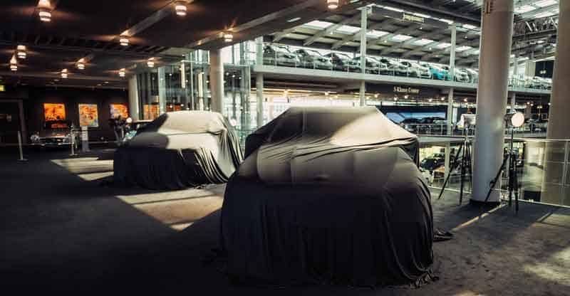 Mercedes Halm Die neue E-Klasse 2020