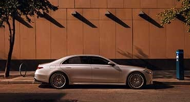 S-Klasse neu Mercedes Halm Gehrden